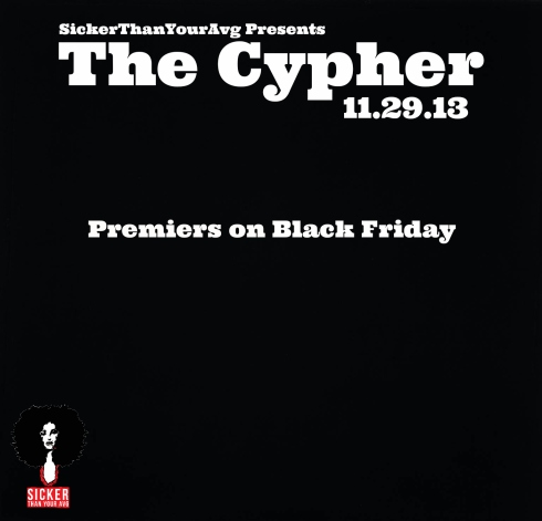 The Cypher - BLACK Friday